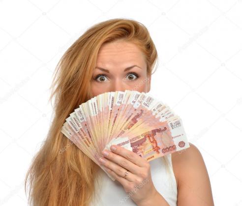 Деньги в руки с любой КИ